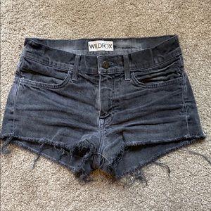 Wildfox shorts